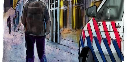 Spugen naar politieauto na afgelast Scholieren Gala? Ongelukje, 'ik zou me nooit zo laten opnaaien'