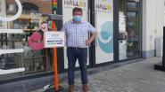Eerste dag 'runshoppen' in Eeklo en Deinze blijft rustig: file aan ketens, rustig in boetieks, tot zelfs verkeerslichten om winkel binnen te mogen