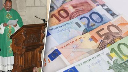 Priester steelt 120.000 euro uit parochiekas om te gokken