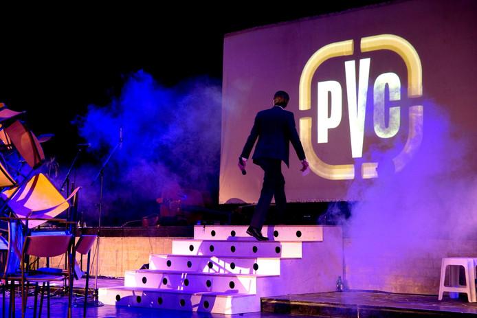 De PVC maakt van haar partijavonden spectaculaire avondjes uit