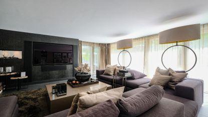 Poppelse villa van kop tot teen ingericht door topdesigner (en dat heeft zijn prijs)