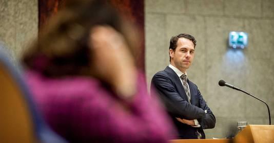 Staatssecretaris Martijn van Dam van Economische Zaken.