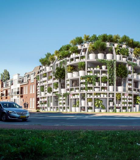 Na Sydney en Singapore krijgt ook Gestel een futuristisch pand met groen op gevel en dak