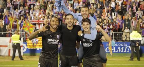 SD Huesca schrijft historie met promotie naar La Liga