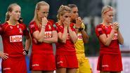 Red Panthers verliezen eerste oefenduel tegen Duitsland