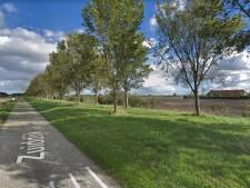 Campinggasten gewaarschuwd voor bermbrand in Sluis