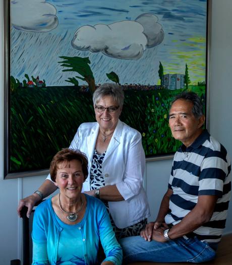 Vrijwilligers uit Helmond die stervenden helpen: 'Dankbaar werk'