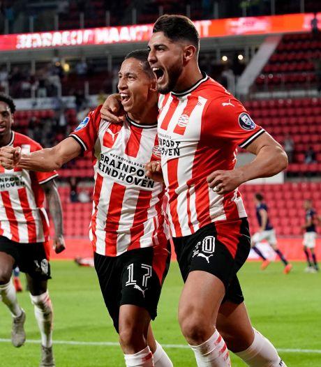 Ook Zahavi krijgt bij PSV te maken met de erfenis van Luuk de Jong
