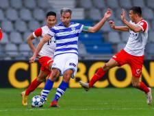 Wereldgoal Seuntjens leidt zege De Graafschap op Jong FC Utrecht in
