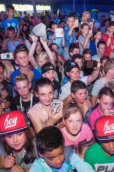 StukTV, TP4Y en Kinderen voor Kinderen op Vestrock Junior