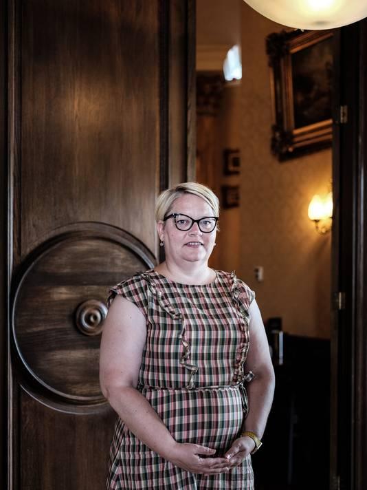 """,,Het wel of niet vaccineren is voor mij meer een solidariteitsvraag dan dat het gaat over persoonlijke integriteit of religie"""", zegt Karin Jeurink."""