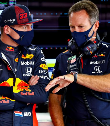 Teambaas Red Bull: 'Pitstop Verstappen was nodig'