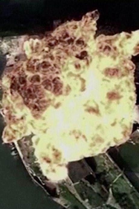 Une vidéo promotionnelle de l'armée chinoise intègre des extraits... de films américains