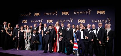 Game Of Thrones wint Emmy voor beste dramaserie