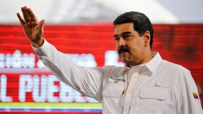 Venezolaans president Maduro laat grens met Brazilië sluiten