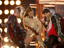 Ed Sheeran en Kendrick Lamar grote winnaars bij Billboard Awards