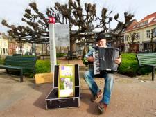 'Eieren gooien naar een straatmuzikant gaat echt te ver'