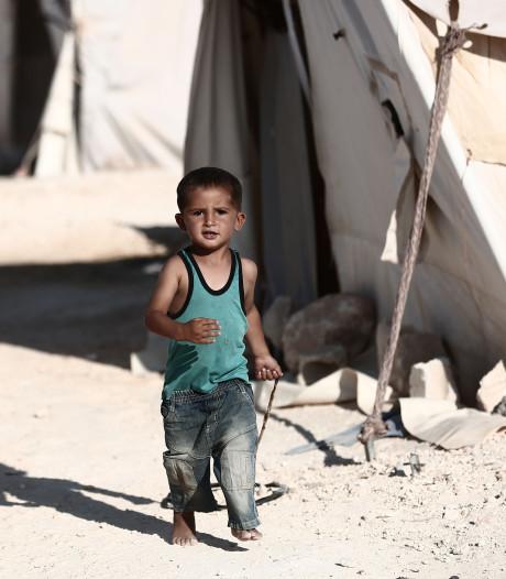 Medewerker War Child haalt donaties binnen... voor zijn schoonfamilie
