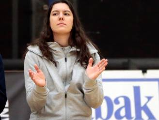 """Amber De Tant (VC Oudegem): """"we willen zo graag beginnen, want we staan aan de start van een boeiende competitie in de Liga A bij de vrouwen"""""""