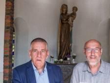 Gennepenaar haalt al 80 jaar even steun bij Mariakapel