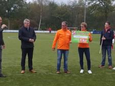 Erik Bergboer erevoorzitter Hulzense Boys