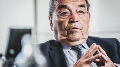 """Louis Tobback: """"De Wever is te veel met Antwerpen bezig geweest. En daar komen accidenten van"""""""