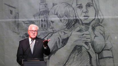 Duitse president vraagt Polen om vergiffenis, 80 jaar na start Tweede Wereldoorlog