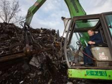 Binnen drie maanden moet Raalter metaalhandelaar Haverman vier miljoen kilo schroot opruimen