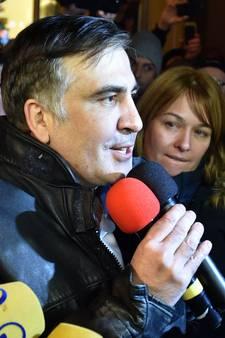 Rechter laat oud-president Georgië Saakasjvili vrij