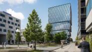 Kantoortoren van 57 meter en parking voor 493 auto's maken Accent Business Park compleet