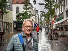 Ed Nieuwenhuis zoekt de verhalen van de Nijmeegse Hezelstraat: 'De straat met oude panden boeit mij enorm'