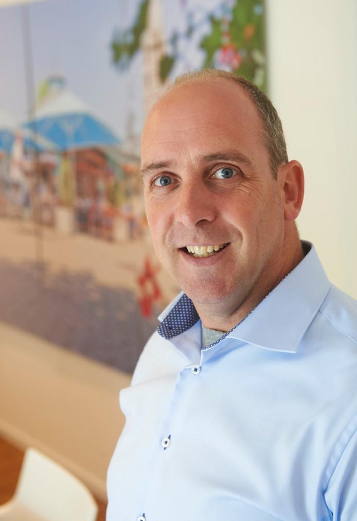 Nieuwe centrummanager van Veghel Dirk Lammers. Fotograaf: Van Assendelft/Jeroen Appels