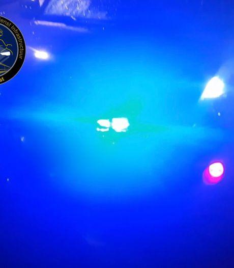 Man uit Lelystad beboet om blauwe flitsers op gepimpte Suzuki