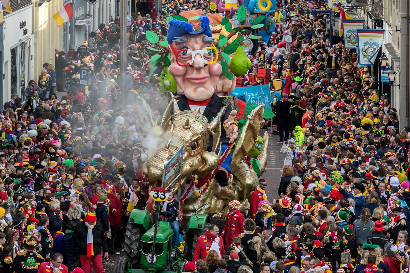 Carnaval in beeld: de mooiste foto's van afgelopen dagen | Foto
