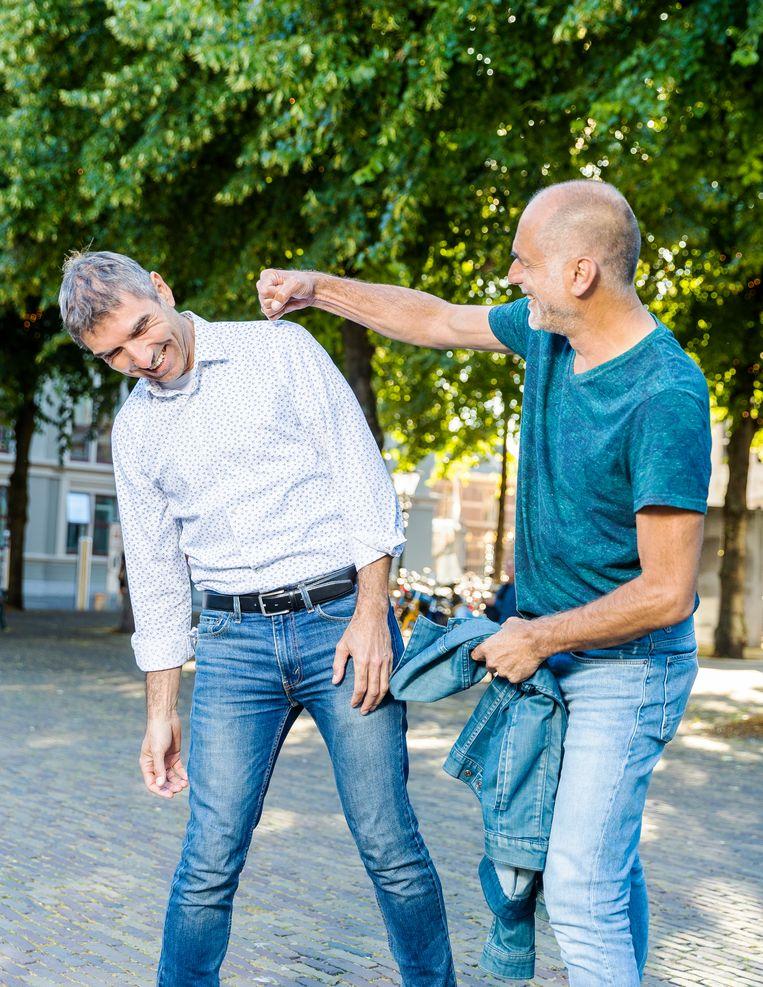 Paul en Leo Blokhuis Beeld Jiri Büller