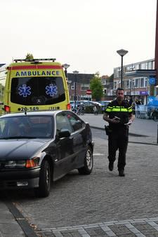 Dronkenlap ramt lantaarnpaal in Waalwijk; stoelwissel haalt niet uit