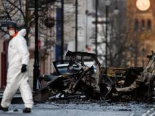 Vier verdachten autobom Londonderry weer vrij