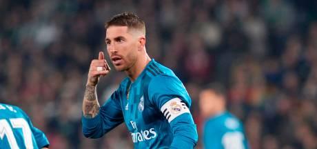 Real Madrid in spectaculair duel te sterk voor Real Betis
