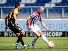 Willem II zonder Elmo Lieftink tegen FC Groningen
