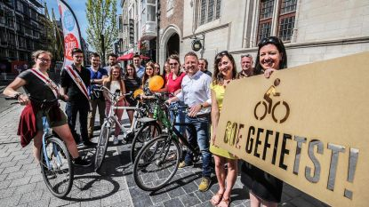 App laat 11.000 studenten meer fietsen