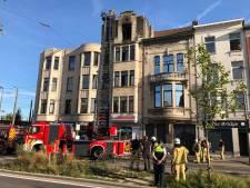 """Flatgebouw Turnhoutsebaan onbewoonbaar verklaard na brand: """"Vijftien mensen zijn huis kwijt"""""""