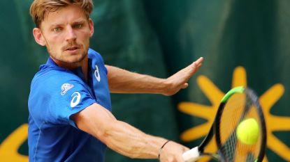 Goffin opent tegen Amerikaan op Wimbledon, zware brok voor Bemelmans