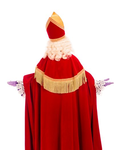 Gemeente mengt zich niet in kleur van Piet: 'Gaan niet over personeelsbestand van Sinterklaas'