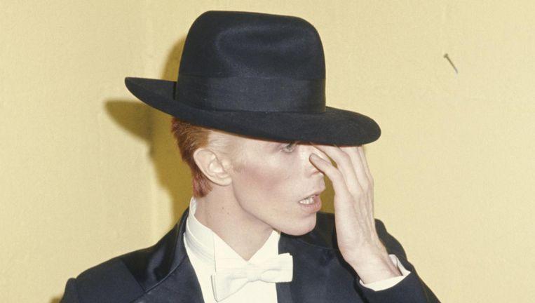 David Bowie in 1975. Beeld WireImage