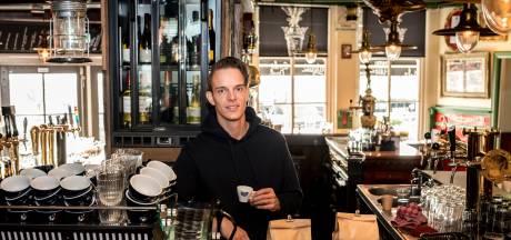 Barista Rob Clarijs heeft eigen koffiemerk De Zeeuwse Branding