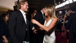 """""""We hebben verhalen zoals die van Brad Pitt en Jennifer Aniston nodig"""""""