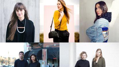 Van afval naar design: vijf Antwerpse ontwerpers over 'trashion'