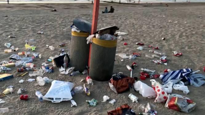 In 7 op 10 badsteden riskeer je gasboete voor sluikstorten op strand