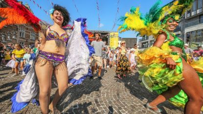 Zomercarnaval groeit: sinds lang weer (mini)parade en als het weer meezit mogelijk tot 5.000 toeschouwers