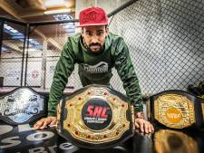 Pieter Buist wereldkampioen MMA: 'Ik heb me zes maanden kapot getraind'